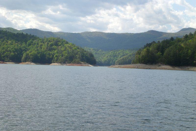 Jocasseeonwater