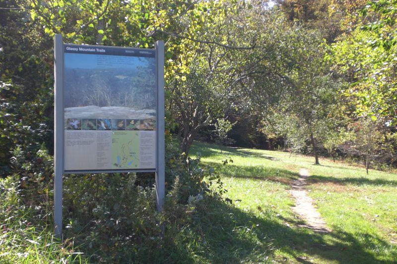 Trailsign-sandburghome