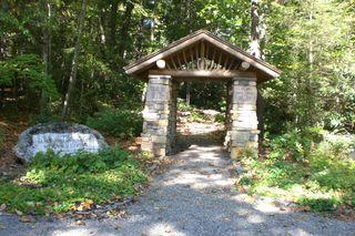 Montreat memorial garden