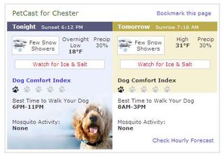 Weather.com-petcast