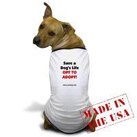 Opttoadopt-dogshirt