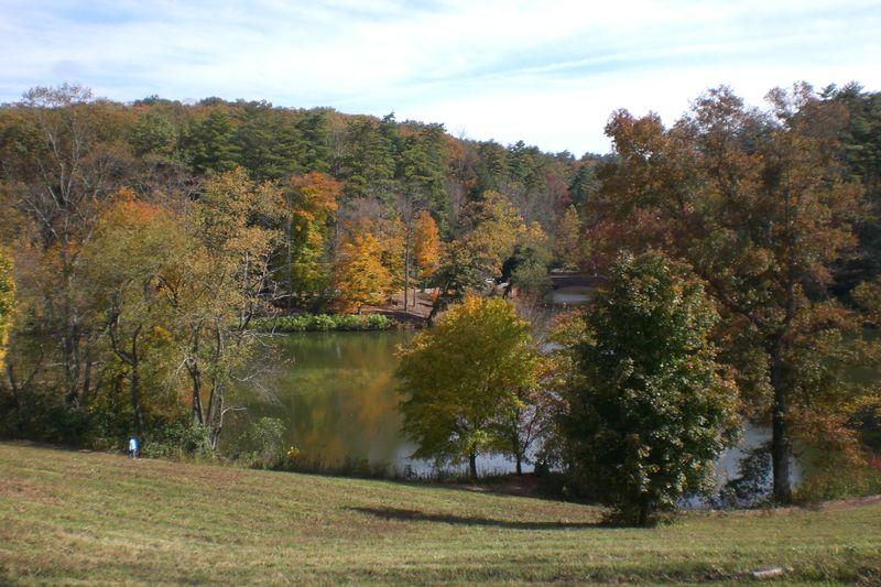 Biltmorehouse-pond
