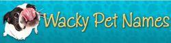 Wacky pet names