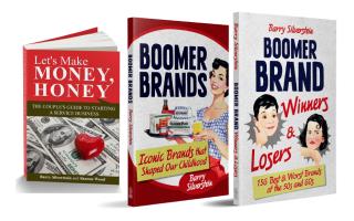 GW Three books